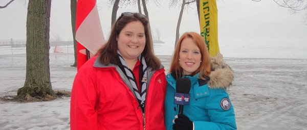 Kaitlyn Patterson and Jessica Laventure - Global News