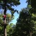 Scouts Canada Programs high ropes